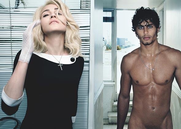 Madonna  W Magazine  March 2009 (11)
