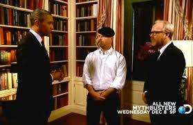 Barack Obama si Vanatorii de Mituri