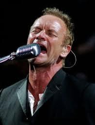 Sting va sustine un concert in Bucuresti