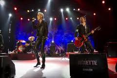 Roxette in concert