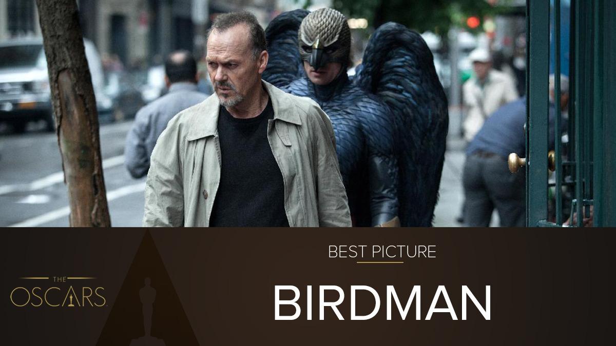 Oscar 2015 – Lista castigatorilor – Birdman, cel mai bun film