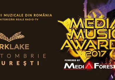 Concert ParkLake Media Music Adwards 2017