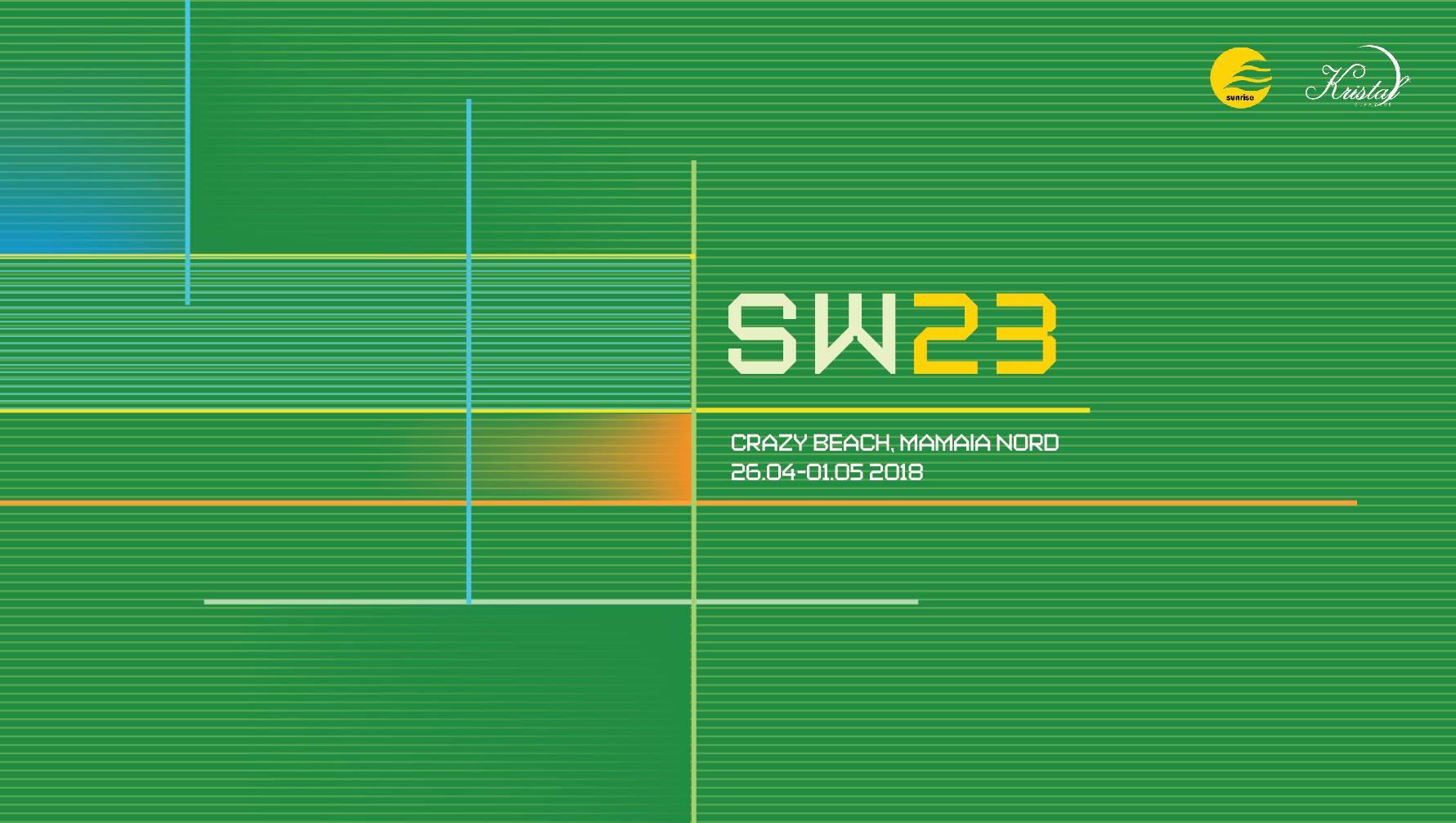 Sunwaves Festival SW 23 de 1 mai în Mamaia Nord