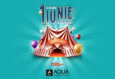 1 iunie – cel mai mare eveniment virtual, în premieră în România