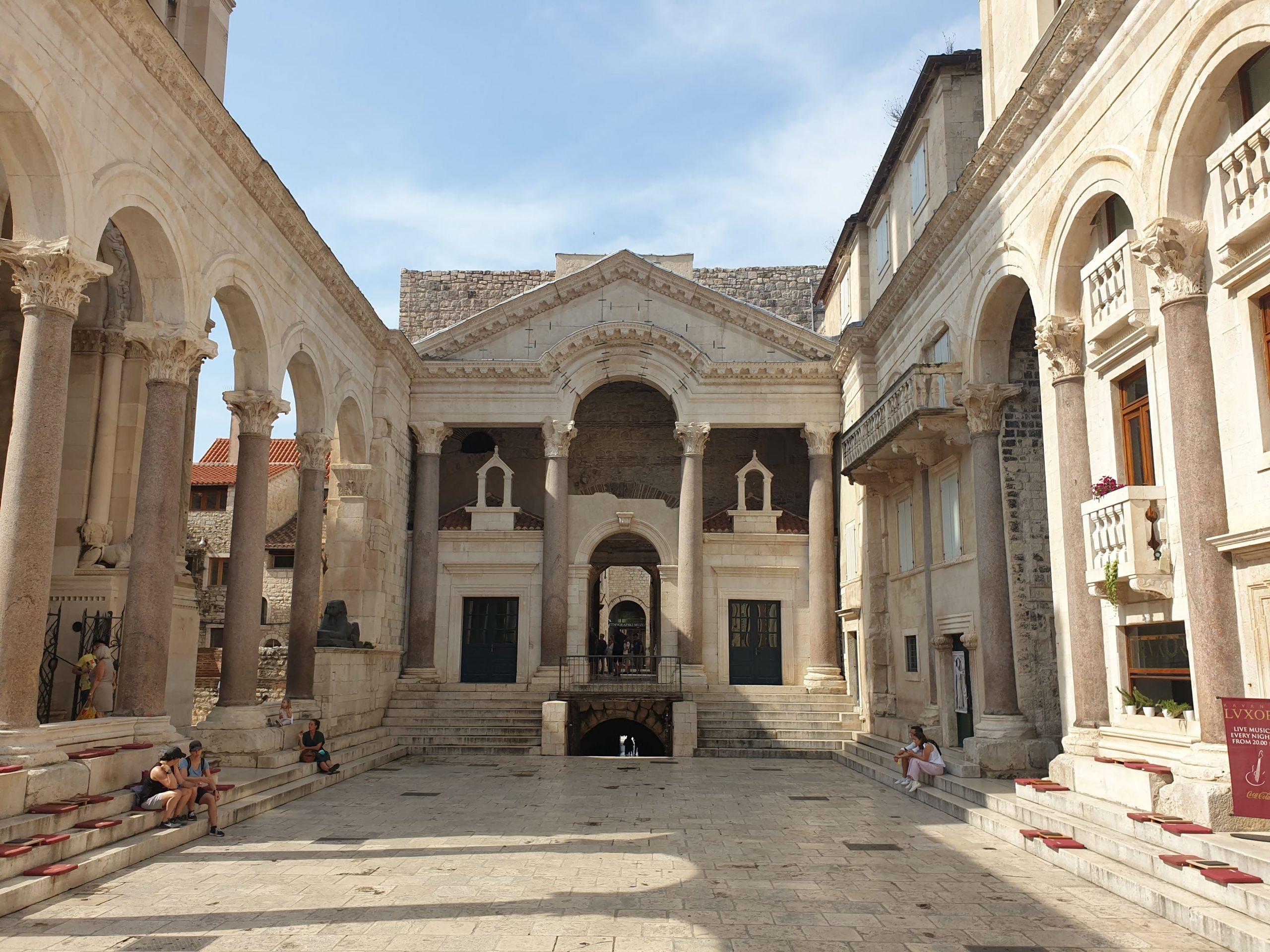 palatat diocletian
